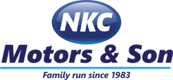 NKC Motors & Son Logo